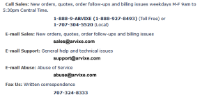 Arvixe_customer_support