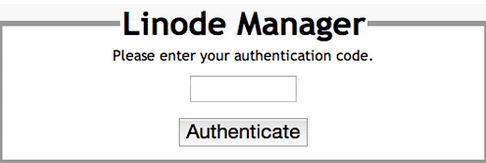 Linode_authentication