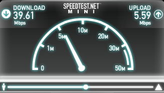 Hawkhost_speedtest