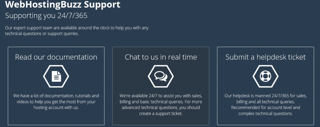 Webhostingbuzz_support